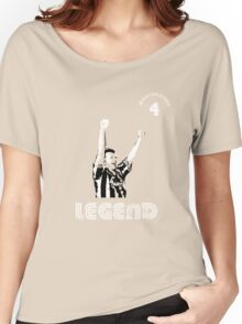 Kilmarnock legend Ray Montgomerie Women's Relaxed Fit T-Shirt