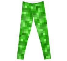 Minecraft Creeper replica Leggings