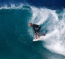 John John Florence at Pupukea 2015 .2 by Alex Preiss