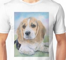 Junior the Beagle Pup Unisex T-Shirt
