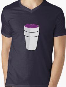 CODEINE CARTOON Mens V-Neck T-Shirt