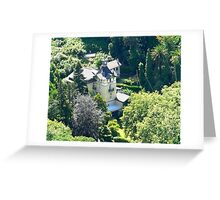 Sintra palace... Greeting Card