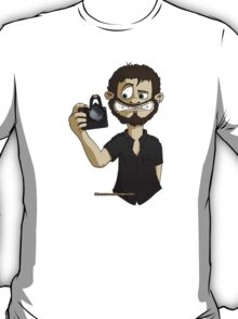 Cameraman T-Shirt