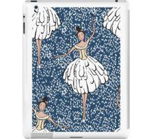 Swan Lake Snowstorm iPad Case/Skin