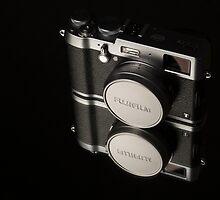 Fujifilm x100t Camera by Edward Fielding