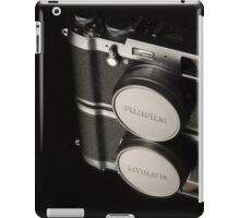 Fujifilm x100t Camera iPad Case/Skin