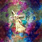 Espeon by sazzed