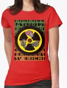 Wherever I Lay My Hat Womens Fitted T-Shirt
