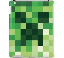 Mosaic 1483 - Minecraft Creeper Inspired iPad Case/Skin