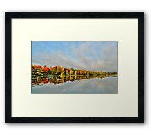 Grants Lake Framed Print