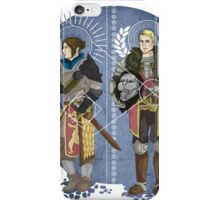 Heroes of Thedas iPhone Case/Skin