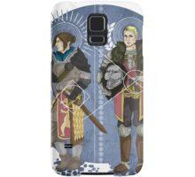 Heroes of Thedas Samsung Galaxy Case/Skin