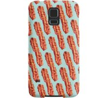 Bacon Pattern Samsung Galaxy Case/Skin