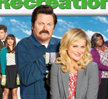 Parks and Recreation  Sticker