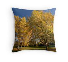 Royal Botanic Garden Edinburgh Throw Pillow