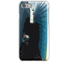 Boy in the Ally iPhone Case/Skin