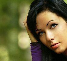 blue eyes by romeo83