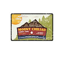Visit Mount Chiliad Photographic Print