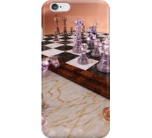 A Game of Chess iPhone Case/Skin