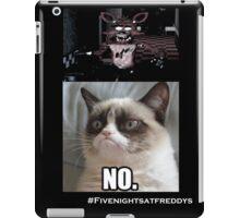 Five Nights at Freddy's: Foxy No! iPad Case/Skin