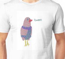 bird pigeon Unisex T-Shirt