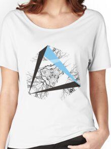 Hexagon Women's Relaxed Fit T-Shirt