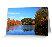 Huntsville Colours Greeting Card
