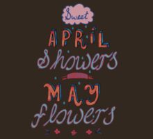 Sweet April Showers. by TASHARTS