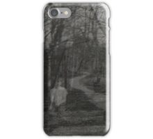 Black and white dream iPhone Case/Skin