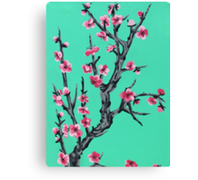 ARIZONA SAKURA Canvas Print