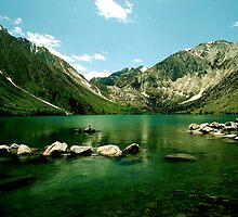 Convict Lake by steveberlin