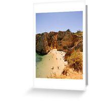 Dona Ana Beach Greeting Card