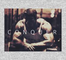 Conquer with Arnold Schwarzenegger One Piece - Long Sleeve