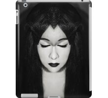My heart hears all of the silent words iPad Case/Skin