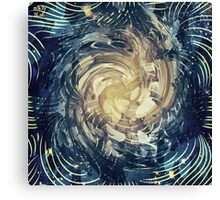 Fly Into Oblivion Canvas Print
