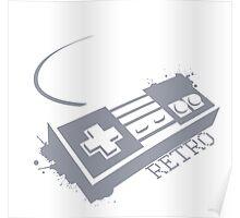 NES RETRO Classic Poster