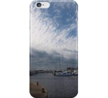 Morning at the Quay iPhone Case/Skin