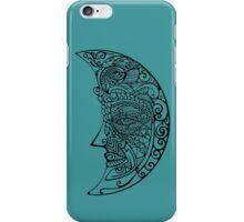 One moon iPhone Case/Skin