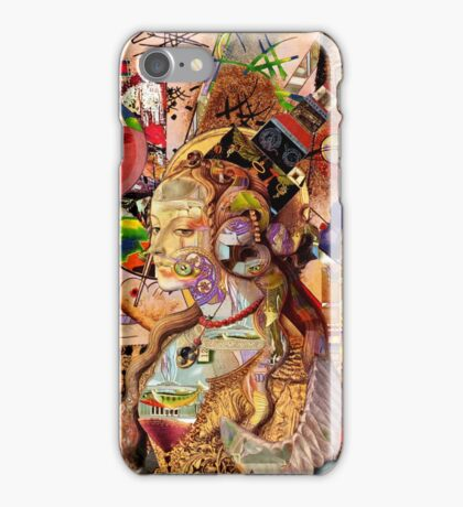 Renaissance Maintenance. iPhone Case/Skin