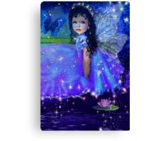 Fairy Child Canvas Print