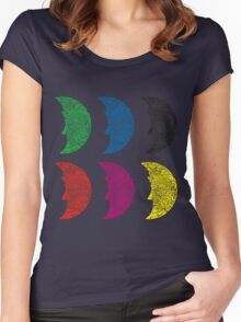 Six moons Women's Fitted Scoop T-Shirt
