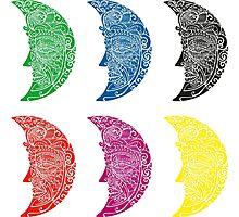 Six moons Photographic Print