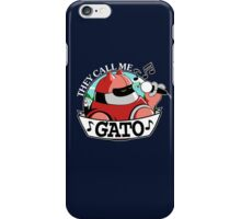 They Call Me Gato iPhone Case/Skin