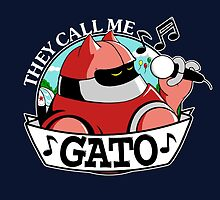 They Call Me Gato by Adam Garms