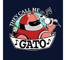 They Call Me Gato Photographic Print