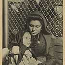 Woman and Child, Ellis Island 1908 Photograph by T-ShirtsGifts