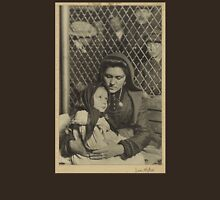 Woman and Child, Ellis Island 1908 Photograph Womens Fitted T-Shirt
