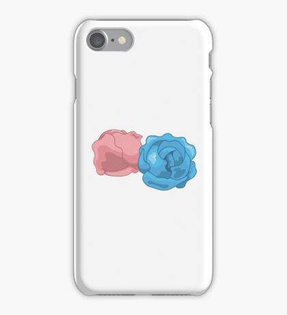 Roselia Flowers iPhone Case/Skin