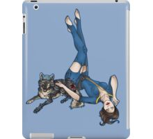 K9 UNT and Pin-Up iPad Case/Skin