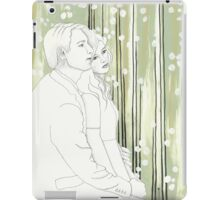 Katy & Jordan iPad Case/Skin